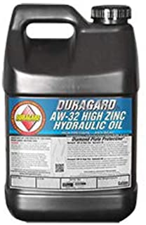 Duragard AW32 Premium High Zinc HVI Hydraulic Oil, 2.5 Gallon, Jug