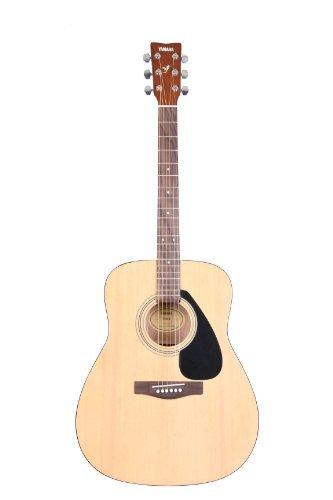 Yamaha F310P2WS - Pack de guitarra acústica con accesorios, color natural