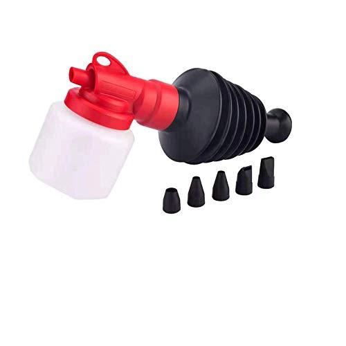 Pulverizador de mano Pulverizador de polvo Bomba Pulverizadores de agua a presión - Pulverizador de jardín de mano distribuye uniformemente el polvo 1 paquete