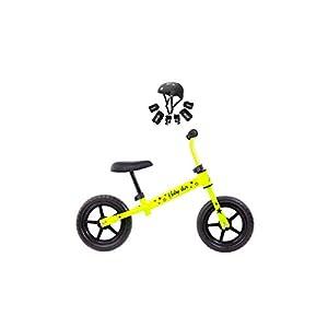 Verde boppi/® Bicicleta sin Pedales de Metal para ni/ños de 2-5 a/ños