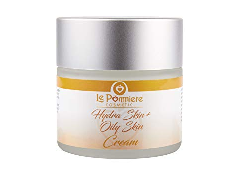 Crema hidratante facial 50ml piel grasa, mixta y acnéica. H