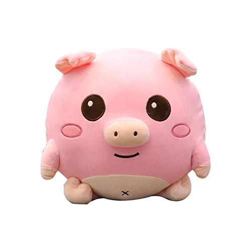 Familia de la Cerda Peppa Pig George Tela Rosa caracteres-Mezcla de Algodón