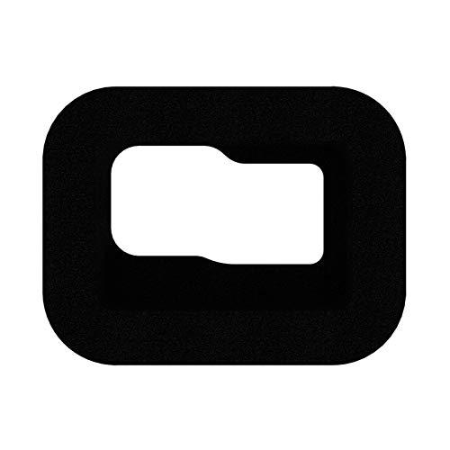 Windschutz Kompatibel Mit GoPro Hero9 Reduziert Windgeräusche Für Optimale Audioaufnahmen, Windschutzscheibe Für Outdoor-Wandern, Radfahren, Reisen, Skifahren Audio-Video-Aufnahme