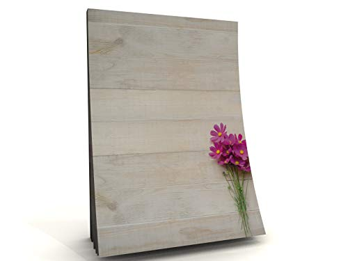 Sommer Blumen Relax Motivpapier Block Cosmea Strauß, 50 Blatt DIN A5, 90g/qm