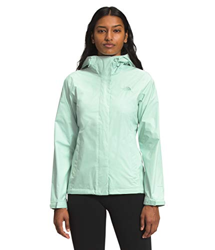 The North Face Women's Venture 2 Jacket, Misty Jade, 3XL