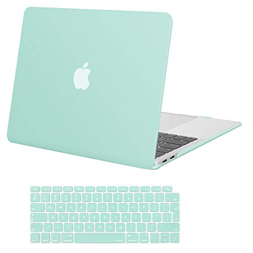 Macbook Air 13 Case Verde Marca MOSISO