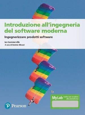 Introduzione all'ingegneria del software. Ediz. Mylab. Con Contenuto digitale per accesso on line