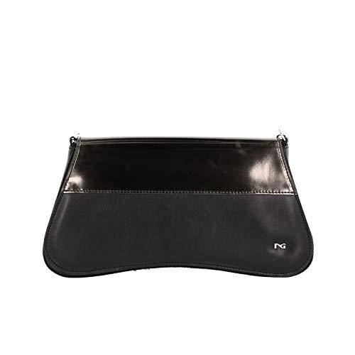 Nero Giardini Borsa pochette nero donna 6019 A946019D