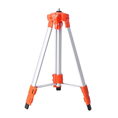 ULKEME 1.5M/1.2M Universal Adjustable Aluminum Alloy Tripod Stand For Laser Air Level