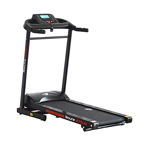 Get Fit Tapis Roulant Route 275, 2hp, 16km/h, Richiudibile Home Fitness