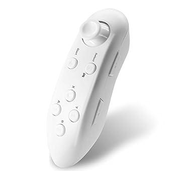 エレコム VR用 ブルートゥース コントローラー リモコン ホワイト JC-VRR01WH