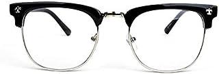 نظارات شمسية ريترو بحماية من الاشعة للجنسين