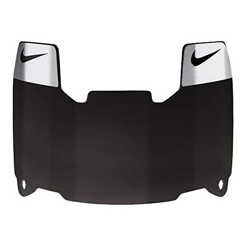 Nike Gridiron Eyeshield with Decals 2.0 - schwarz getönt