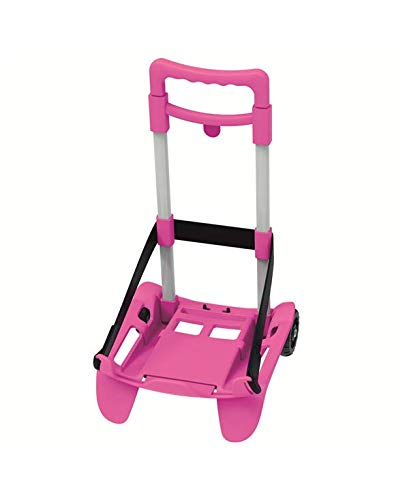 Seven Be Box TOP Carrello Trolley Portazaino Blocca Zaino rosa