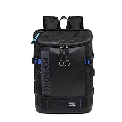 Mochila de negocios para hombre y mujer, mochila de viaje para ordenador portátil, mochila de ocio para hombre