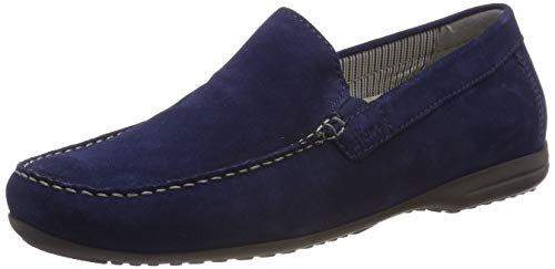 Sioux Herren Giumelo-700 Slipper, Blau (Atlantic 008), 46 EU