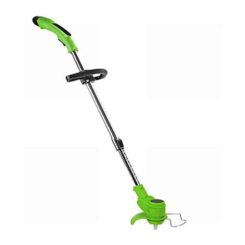 GOFEY° Rechargeable Portable Grass Trimmer Grass Cutter Easy To Operate, Fast Mowing High-Power Grass Cutter Household Small Electric Trimmer Suitable for Courtyards, Roadsides, Parks