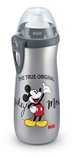 NUK 10255415 Disney Mickey Mouse Sports Cup - Botella para niños (a p