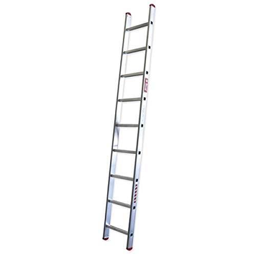 Gayner tr1 - Escalera 1 tramo 10 peldanos aluminio