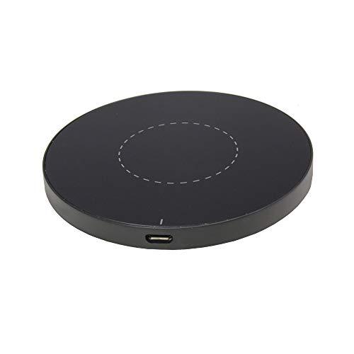 Doogee S95 Pro Estación de Carga del Cargador a inducción del Cargador inalámbrico de Qi 1A, Negro,