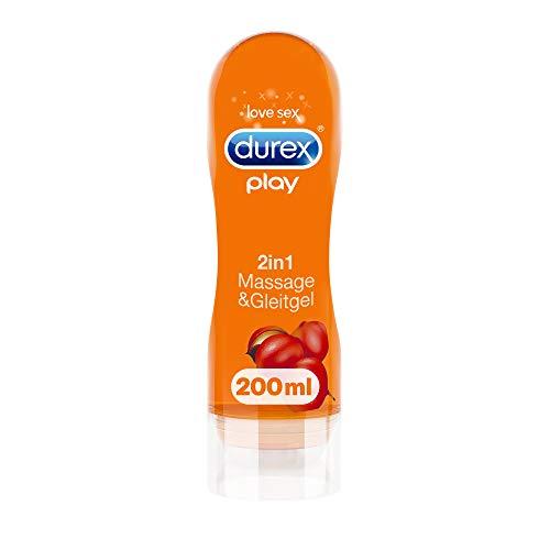 Durex Play 2in1 Guarana - Massage & lubricant