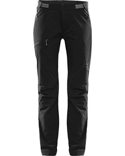 Haglofs Pantalon softshell Breccia Lite Pant Femme True Black 36