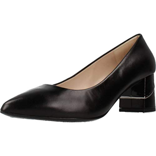 Argenta Zapatos Tacon 5107 3 Mujer Negro 37 EU