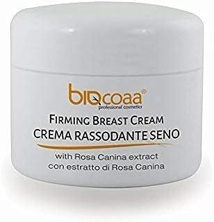 crema reafirmante específicamente para el tratamiento estético de senos a base de ácido hialurónico, vitamina C y vitamina E producto ideal para salones de belleza profesionales, spa - 250 ml