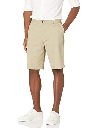 Dockers Men's Classic-Fit Perfect-Short - 34W - Sand Dune (Cotton)