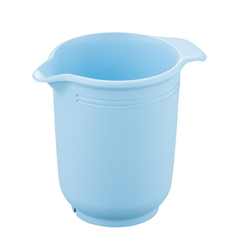 Dr. Oetker Rührbecher 1 L, Rührbecher (Farbe: Pastellblau) - spülmaschinengeeignet, Menge: 1 Stück