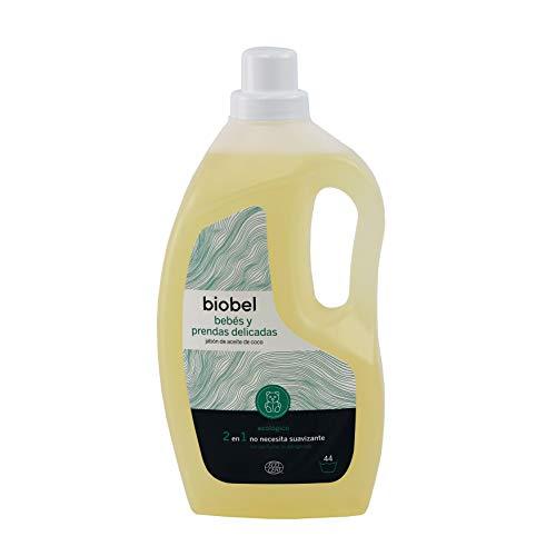 Jabón líquido para telas delicadas