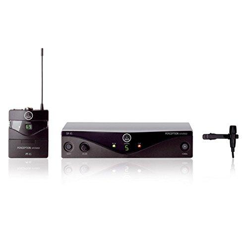 H8B-AKG Perception Wireless Presenter Set (ISM), kompatibel mit allen AKG MicroMics