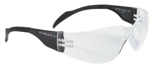 Swiss Eye Sportbrille Outbreak, Black/Clear, One Size, 14003