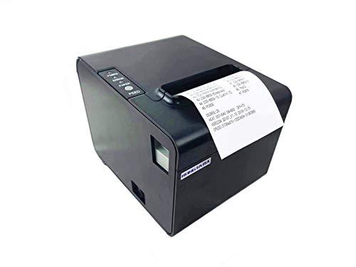 Receptor térmico para impresora POS de 3\'1/8, 80 mm, impresora Automate, Cortador, Impresora Windows Sistema Mac Pos, sistema ESC/POS RJ11 RJ12