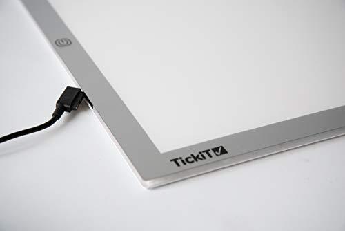 tickit a2 mesa de luz
