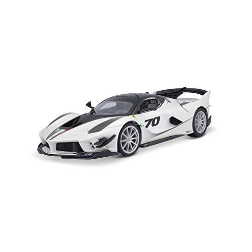 Bburago 1:18 Scale Race & Play Ferrari FXX K EVO Die Cast Vehicle