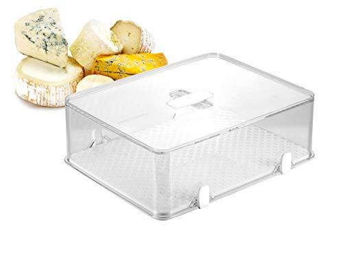 In plastica Adatto per conservare gli alimenti in frigorifero Lavabile in lavastoviglie Plastica