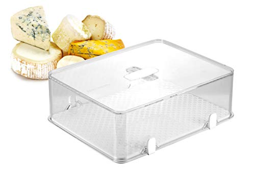 Tescoma CONTENEDOR Saludable P/FRIGORIFICO Purity, P/Queso