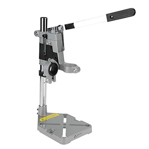 %9 OFF! Drill Press Rotary Clamp Stand Table Holder Workbench Repair Tool for Drilling Hole Station ...