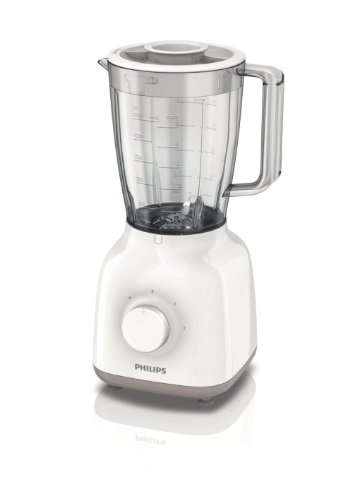 Philips HR2100/00 blender met ProBlend 4 - Daily Collection - kunststof