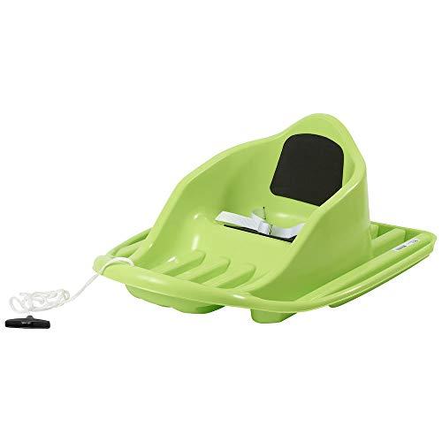 Stiga Sports Plastikbob Snow Cruiser, grün, 67x55x25, 74-6250-09_grün