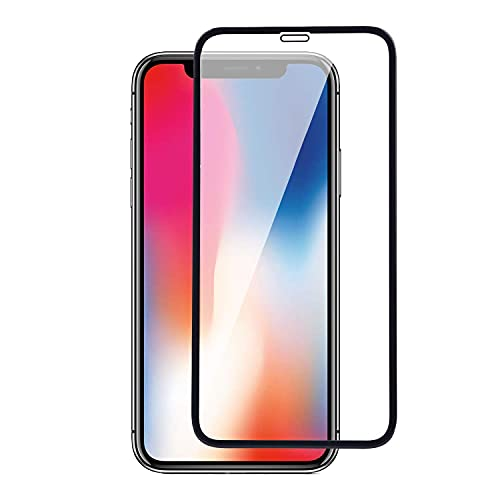 WOZTI Tempered Glass Screen Protector Compatible for iPhone X/iPhone XS/iPhone 11 Pro with Edge to Edge Coverage and Easy Installation kit