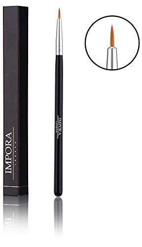 Pro Fine Eyeliner Makeup Brush By Impora London