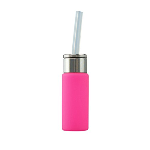 VampCase - SQUONK Flasche - 8ml weiches Lebensmittel Silikon - Rosa