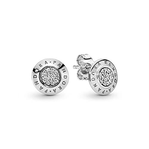 Pandora Orecchini a perno Donna argento - 290559CZ