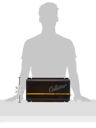 CELLSTAR(セルスター)『DC/ACインバーターDAC-1500/12V』