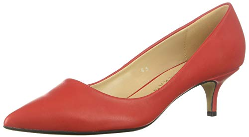 Athena Alexander Women's Target Sneaker, RED, 7.5 M US