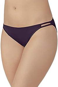 Vanity Fair Para mujer Illumination Plus Size Bikini Panty 18810 Ropa interior tipo bikini - Púrpura -