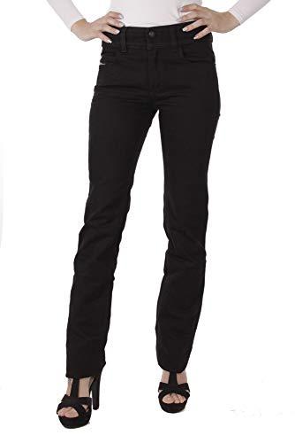 Diesel Pantalones Vaqueros De Mujer Brucke Elástico Negro Talla 26 - 29 #2 - algodón, negro, % algodón % elástico, mujer, 27W / 34L, Negro