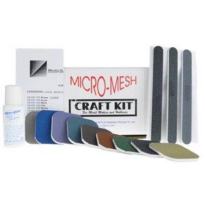 Micro-Mesh® - kit de artesanía para modelistas y aficionados